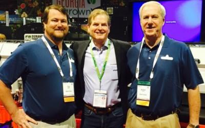 Erwin Bakker (directeur van Ellips) bezoekt PMA in Atlanta