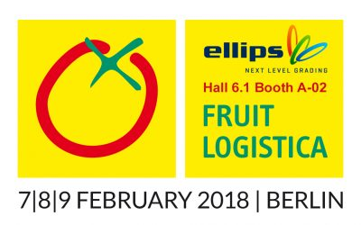 Ellips at Fruit Logistica 2018 in Berlin